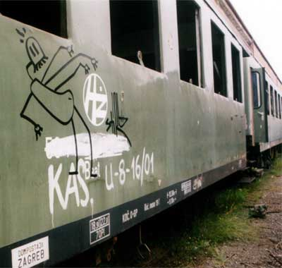 stirb | croatia | train | balkans