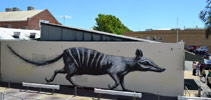 roa | cockatoo-island | australia (14 votes)