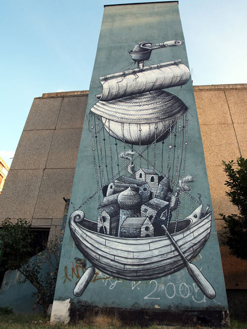 phlegm | boat | croatia | balkans