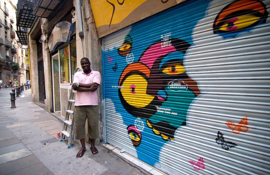 chase | shutters | barcelona