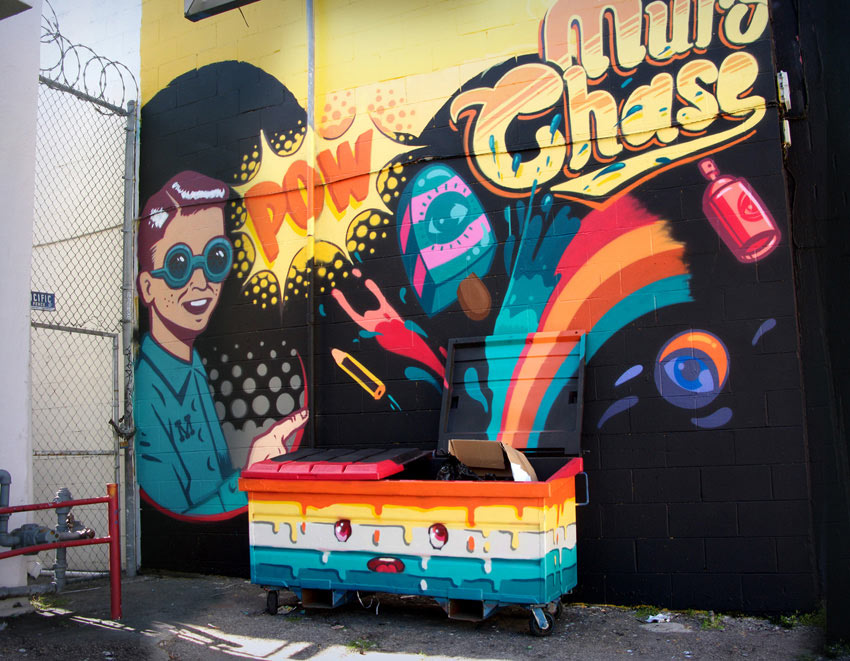 muro | chase | california