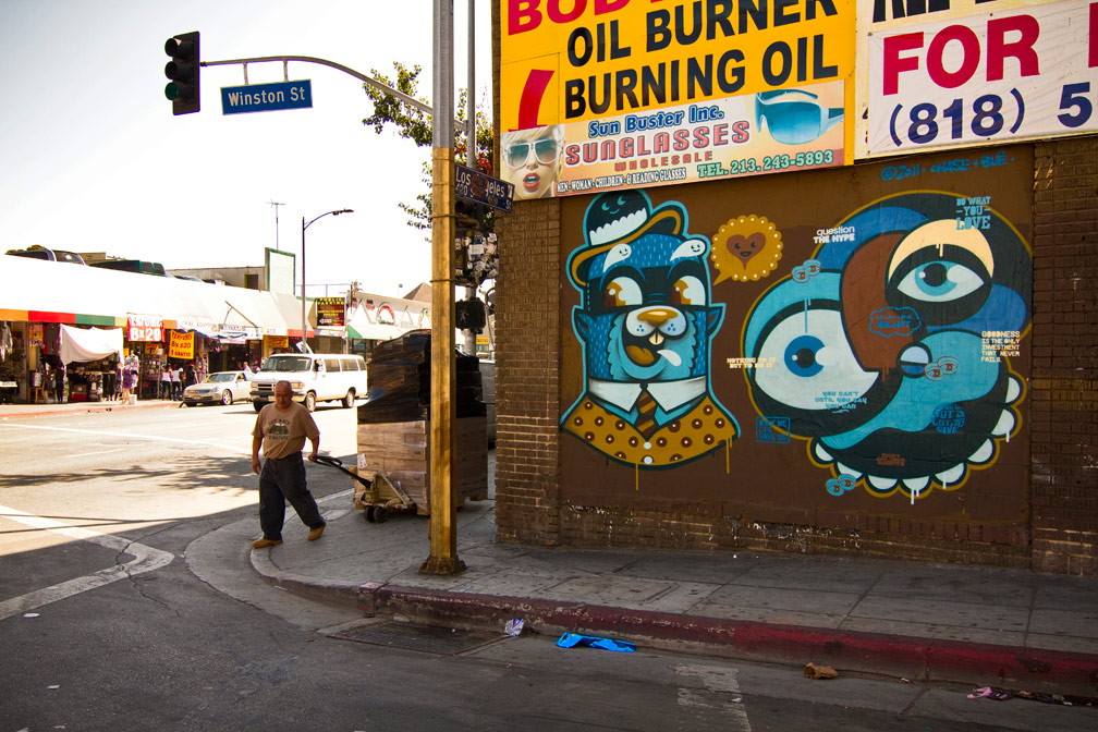 bue | chase | loasangeles | california