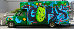 gory | truck | sanfrancisco | green | california (11 votes)