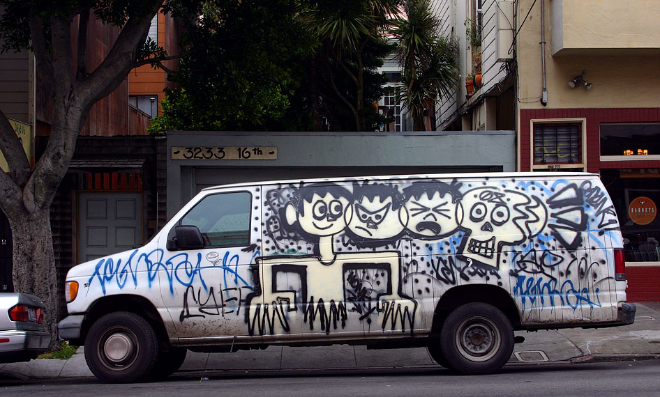 orfn | truck | sanfrancisco | california