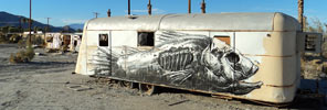 roa | caravan | trailer | fish | california (43 votes)