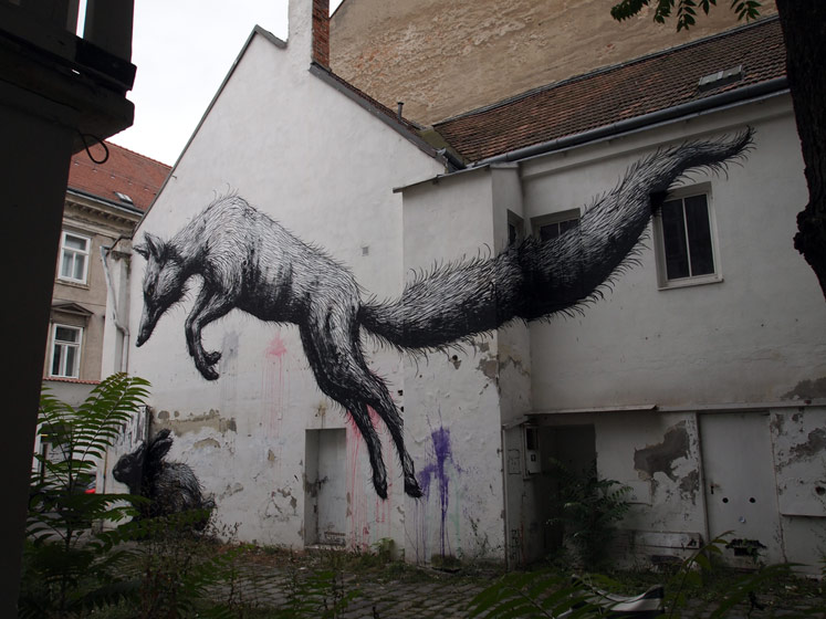 roa | wien | austria | europe