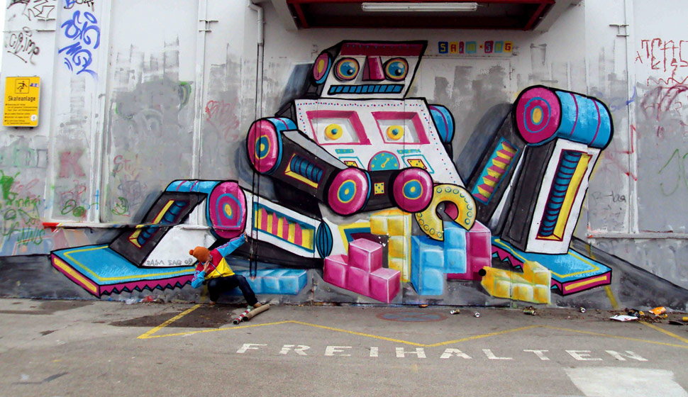 fresh-max | robot | austria | europe