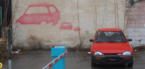unknown | car | red | wien | austria | europe (31 votes)