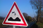 jinks | roadsign | brest | france (9 votes)