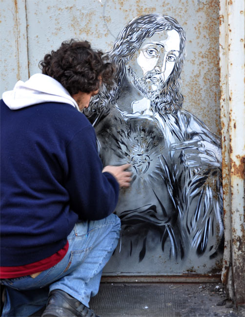 c215 | process | jesus | marseille | france