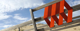 eko | geometry | beach | orange | capbreton | france (28 votes)