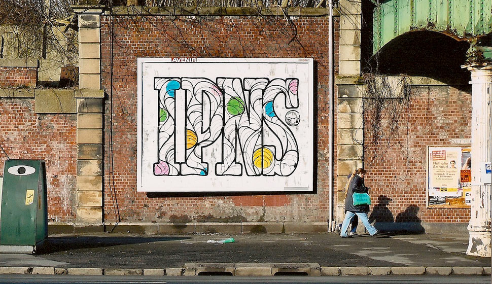 ipns | billboard | tourcoing | france