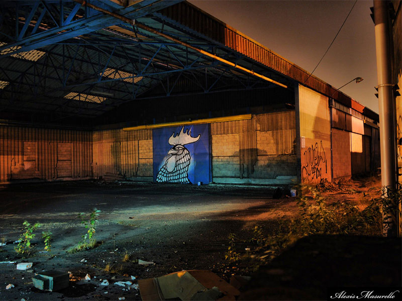 michael-beerens | night | chicken | france
