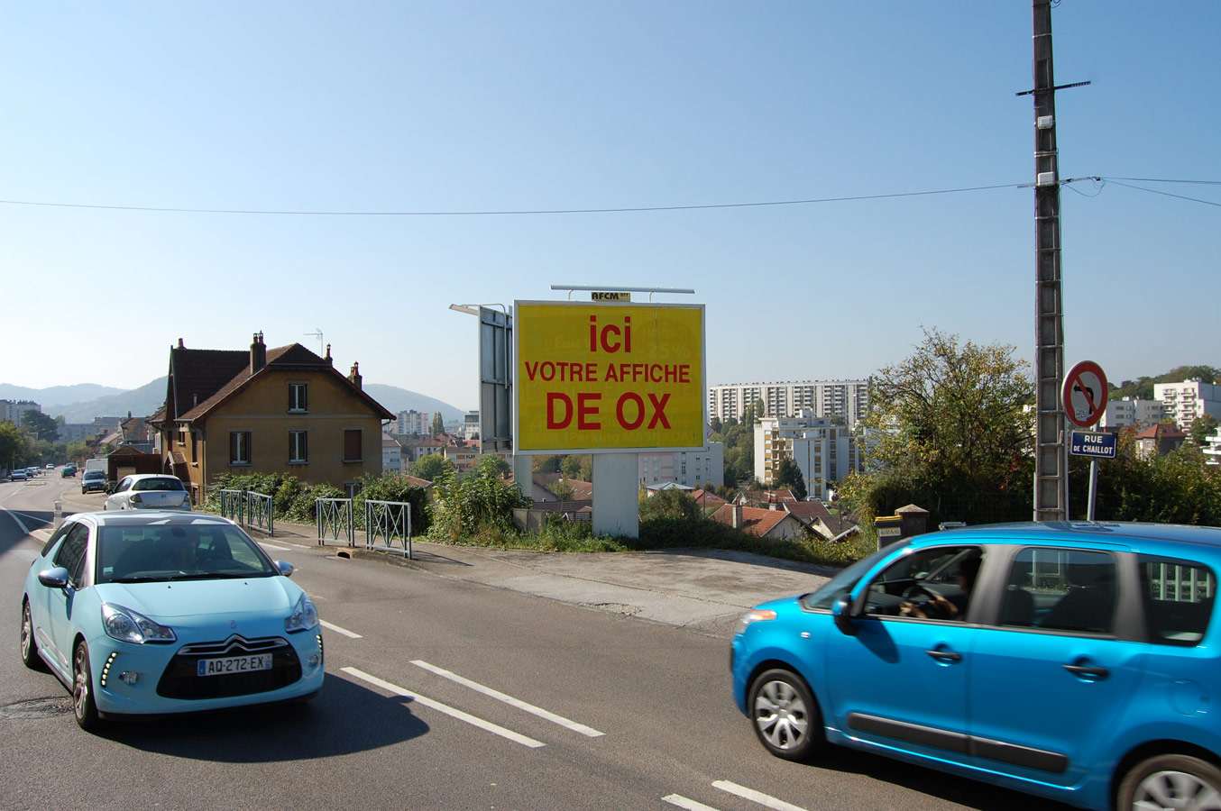 ox- | besancon | bu11 | billboard | france