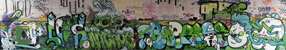 nerd | qbrk | look | spray | nychos | crap | flying | fortress | vidam | dxtr | green | berlin | germany (42 votes)