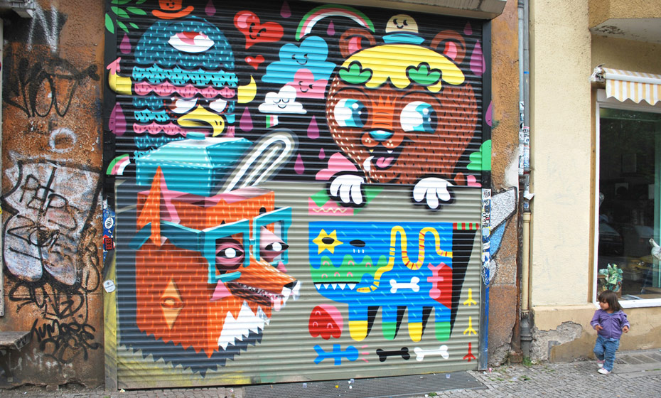 bue | billy | nerd | berlin | germany