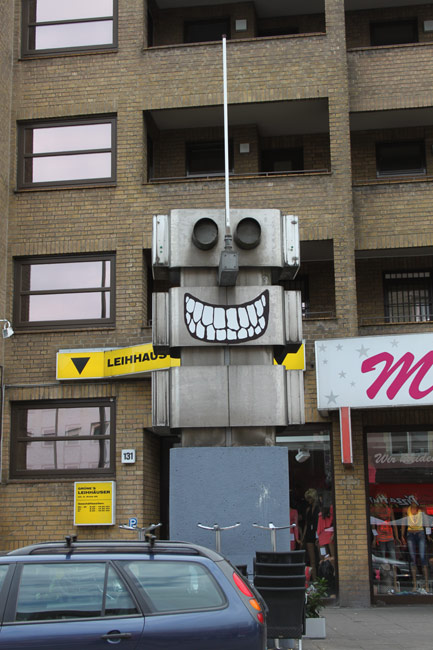 contextual-face | robot | stpauly | germany