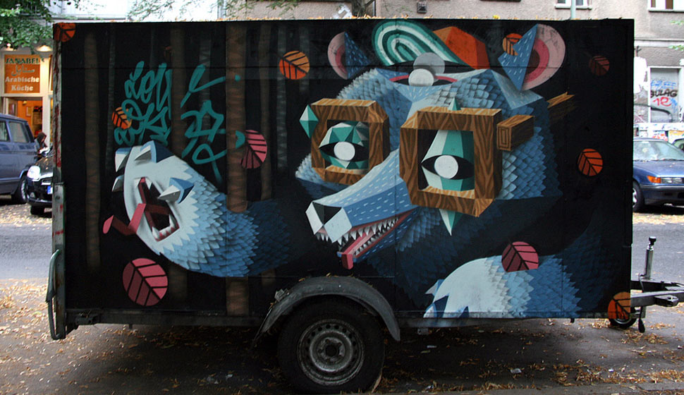 lowbros | qbrk | bear | berlin | germany
