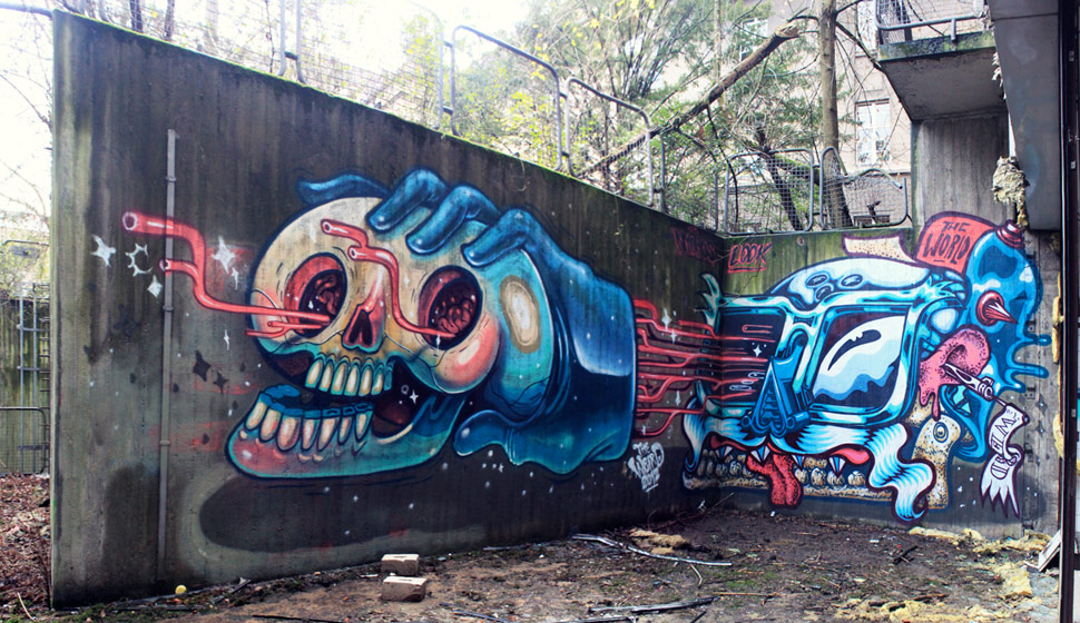 nychos | look | germany