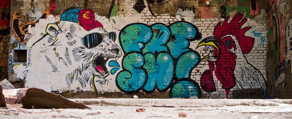 ren | fee | bear | chicken | berlin | germany