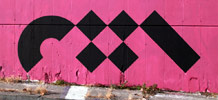 -ct- | pink | geometry | torino | italy (87 votes)