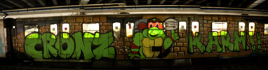 cronz | karm | subway | roma | italy (41 votes)