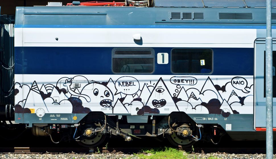 kaio | rebel | train | italy