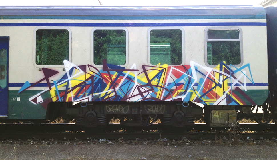 kenor | train | milano | italy