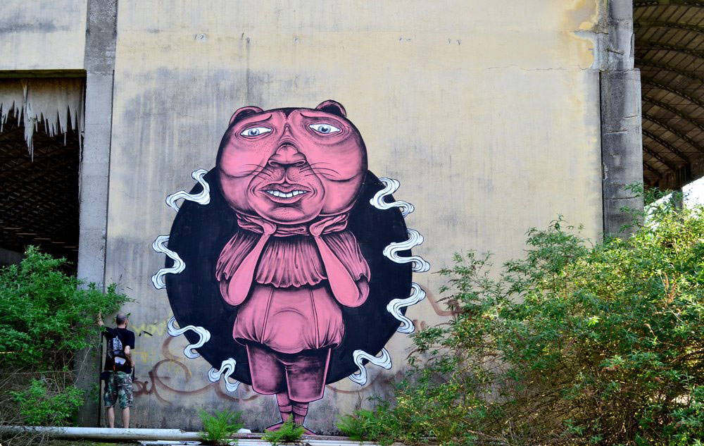 seacreative | pink | italy