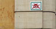 spaceinvader | roma | italy (25 votes)