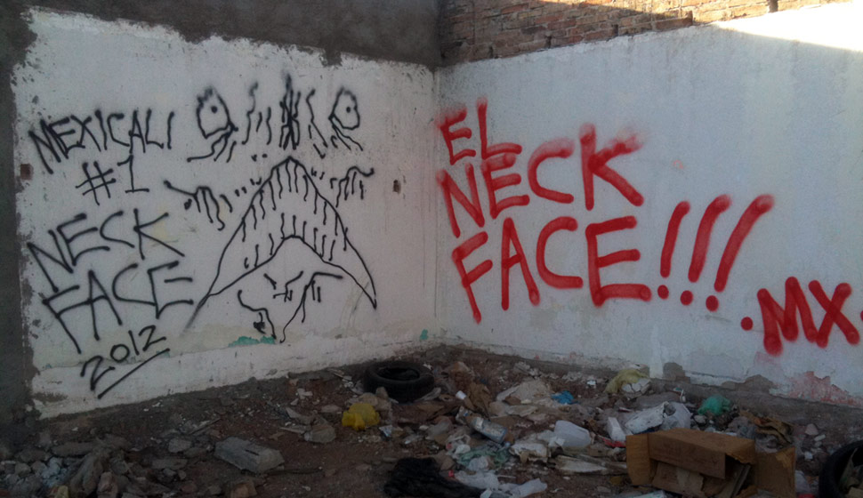 neckface | mexico