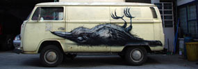 roa | bird | truck | mexico (33 votes)