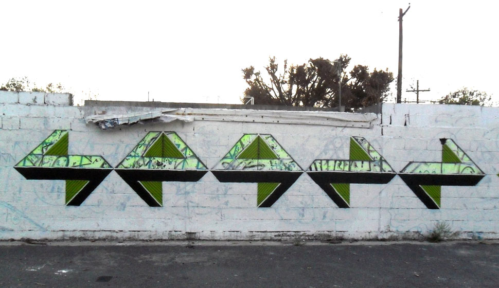 spynn | geometry | green | mexico