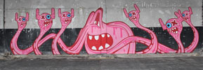 ox-alien | pinwin | pink | octopus | rotterdam | netherlands (24 votes)