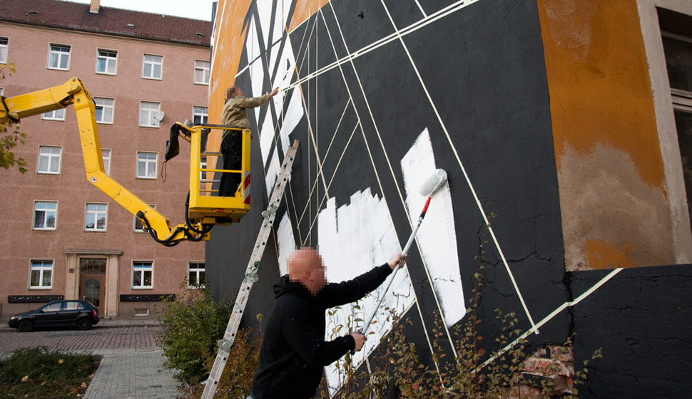 graphic-surgery | process | dresden | citybilder | germany