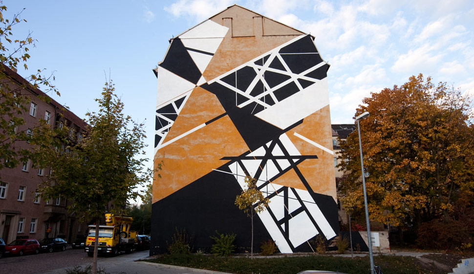 graphic-surgery | big | geometry | dresden | citybilder | germany