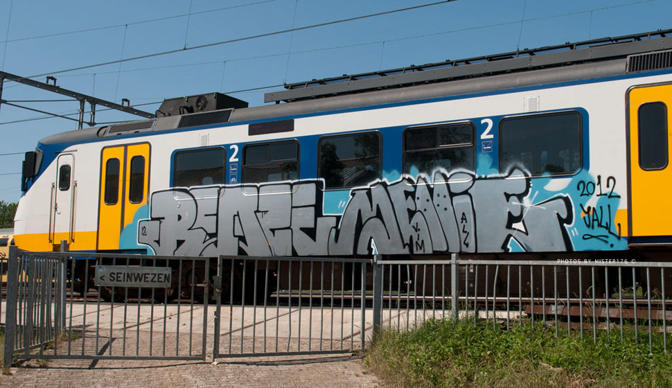 reaze | mellie | train | netherlands