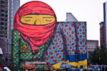 osgemeos | big | boston | usa | north-america | summer12 (40 votes)
