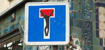 clet-abraham | roadsign | jesus | paris (15 votes)