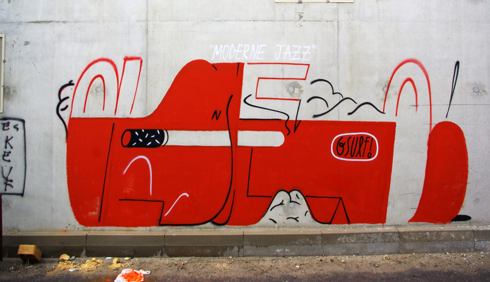oleo | xulf | red | paris