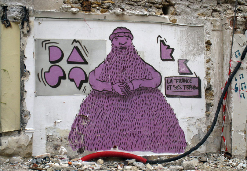 dast | purple | paris