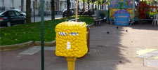 david-gouny | yellow | 3-d | postbox | paris (34 votes)