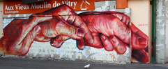 gaia | hand | red | paris (21 votes)