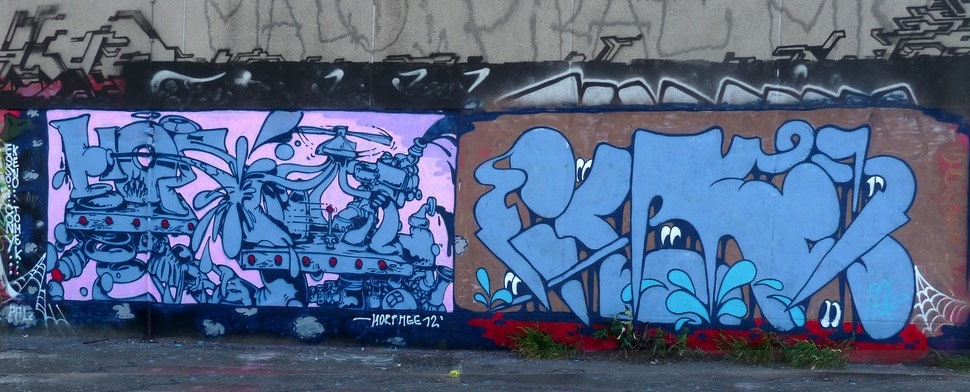 horfe | ilke | blue | paris