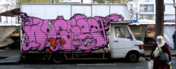horfe | pink | truck | paris (31 votes)
