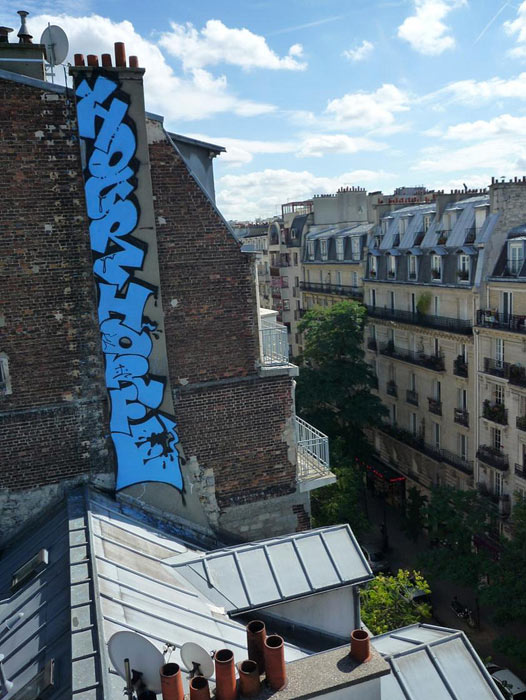 hour | horfe | blue | rooftop | paris