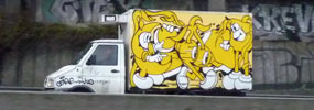 ikone | yellow | truck | paris (36 votes)