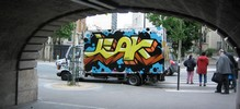 jeak | truck | paris (17 votes)