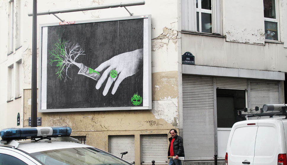 ludo | billboard | paris