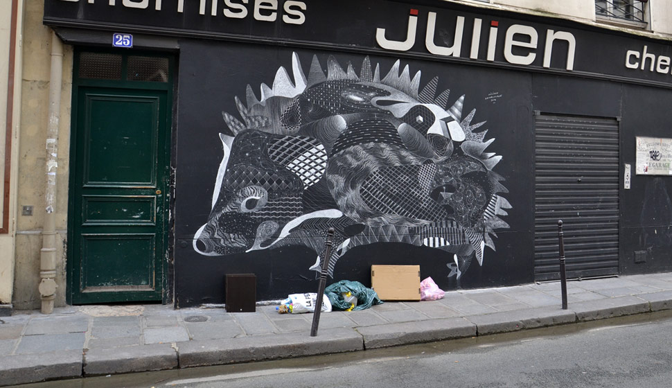 philippe-baudelocque | chalk | paris